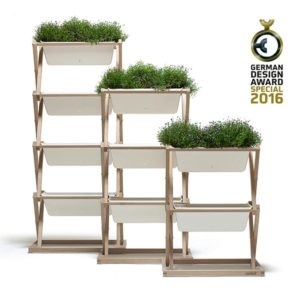 Vertikaler Garten, German Design Award 2016