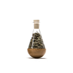 herb flacon spice flask