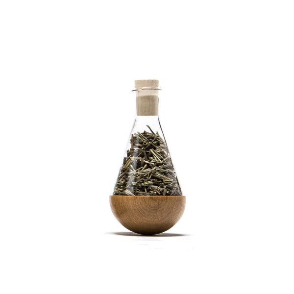 Kräuterflakon Gewürzglas