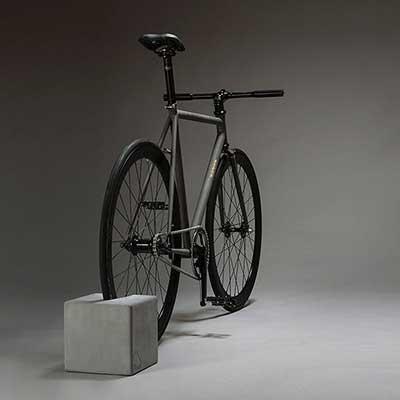 BIKEBLOCK Fahrradständer für Hinterräder