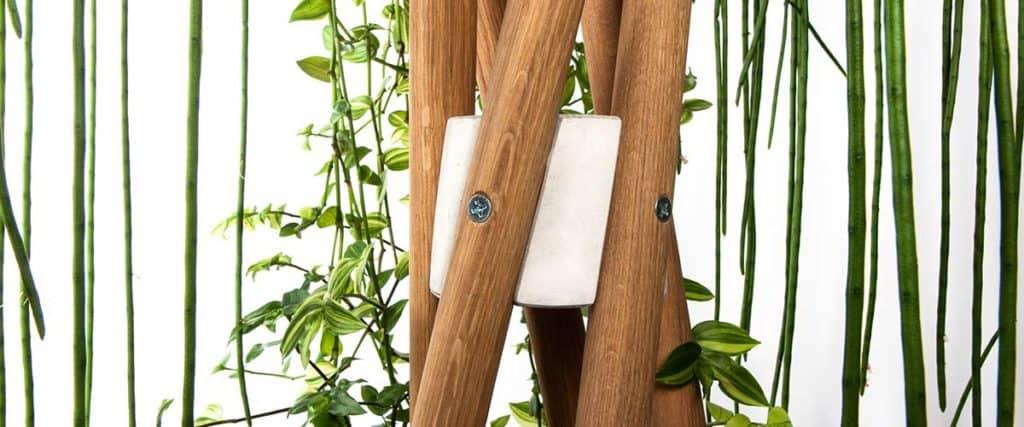 blumenst nder hochgarten bert pfe auf stelzen f r zimmerpflanzen. Black Bedroom Furniture Sets. Home Design Ideas
