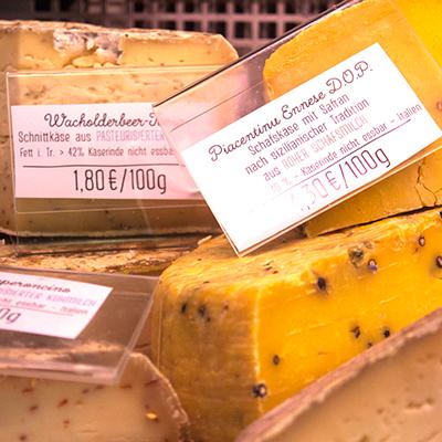 Handmade Käse