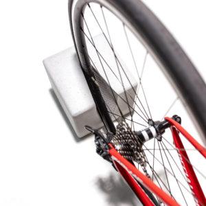 Radständer Bikeblock von oben