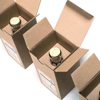 Kräuterflakon Produktverpackung
